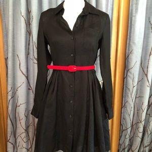 769396b48a Anthropologie Dresses - Anthro HD in Paris 10 Laila 100% linen shirt dress